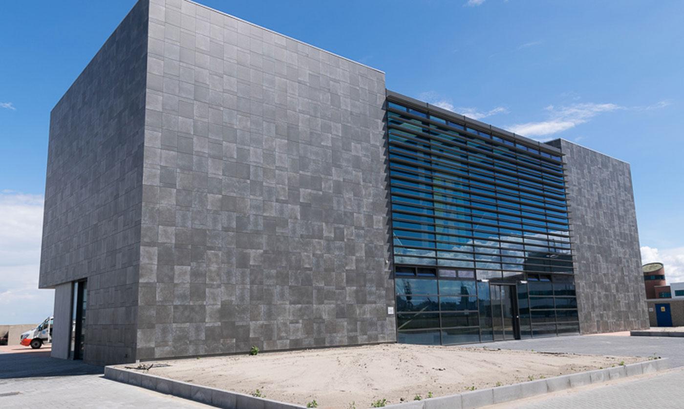 Marine gebouw