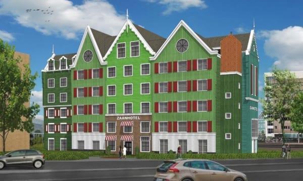 Zaan hotel 2